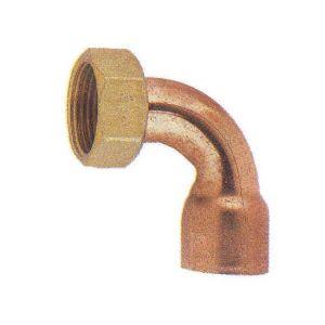 Riquier adrien Raccord 2 pièces coude douille cuivre 26X34/28