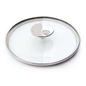 Mauviel1830 5318.18 - Couvercle en verre M'360 18 cm