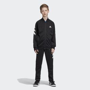 Adidas Survêtement XFG TS Noir / Blanc - Taille 11-12 Ans