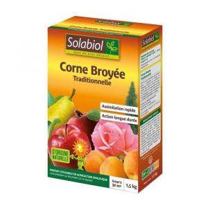 Solabiol SOCOR15G10 Corne Broyée Traditionnelle - 1,5 Kg