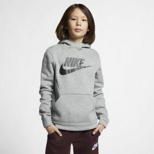 Nike Sweat à capuche en tissu Fleece Sportswear Garçon - GriTaille Male