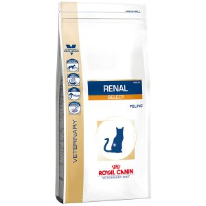 Royal Canin Veterinary Diet Chat Renal Select RSE 24 Contenance : 400 g