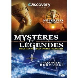 Mystères et légendes : Nefertiti, la Reine oubliée + Le Triangle des Bermudes