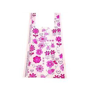 Babies R Us 50 sacs à couches roses