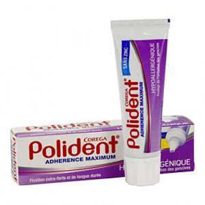 Polident Crème fixative Hypoallergénique
