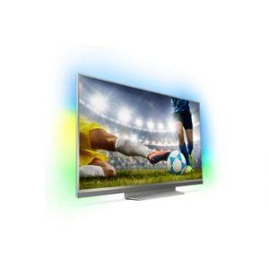 Philips 65PUS8503 - Téléviseur ultra-plat 4K 165 cm avec Android TV avec Ambilight 3 côtés