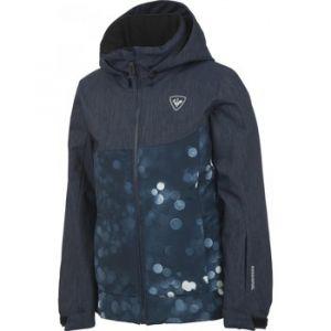 Rossignol Manteau enfant Veste Girl Ski Pr Jacket Denim bleu - Taille 8 ans,10 ans,14 ans,16 ans