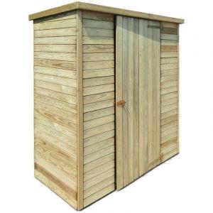 Cemonjardin Abri de jardin en bois Marie 0.92 m²