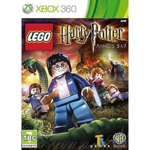 LEGO Harry Potter : Années 5 à 7 sur XBOX360