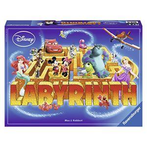 Ravensburger Labyrinthe Disney Multi-héros