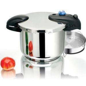Kitchen Move ASO24-8l - Autocuiseur à baïonnette 8 L illico