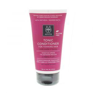 Apivita Après-shampooing tonique pour cheveux clairsèmes