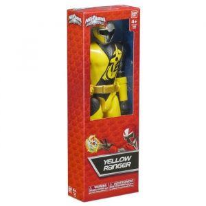 Bandai Power Rangers Ninja Steel Ranger jaune