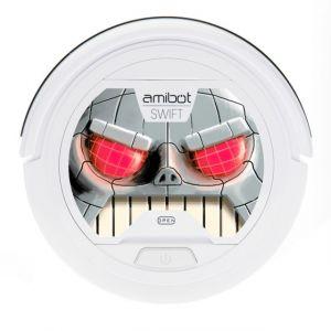 Amibot Swift Design ANGRY - Aspirateur robot