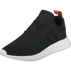 Adidas NMD_r2, Chaussures de Fitness Homme - Noir - Noir (Negbas/Negbas/Cosfut), 39 1/3 EU