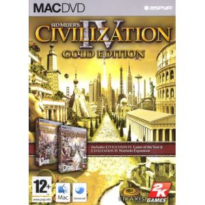 Civilization IV - Gold Edition [MAC]