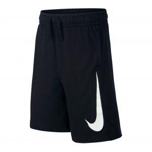 Nike Short en molleton Sportswear Garçon - Noir - Taille M - Male