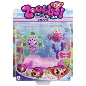 Spin Master Zoobles Jumeaux (modèle aléatoire)