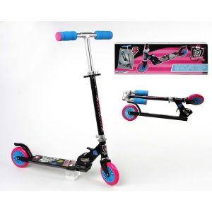 Mattel Trottinette 2 roues Monster High