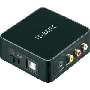 TerraTec Electronic G3 - Boîtier USB2.0 d'acquisition Vidéo