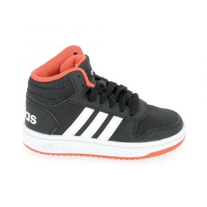 Adidas Hoops Mid 2.0 C Noir Blanc