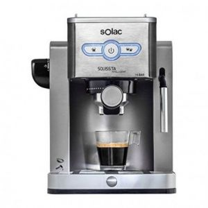 Solac CE4494 - Machine à expresso Squissita Intelligent