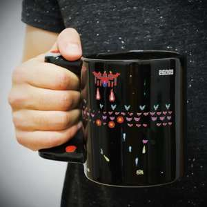 ThumbsUp! Tasse Arcade thermosensible