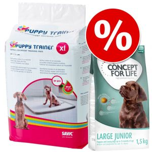 Savic Tapis absorbants Puppy Trainer pour chiot