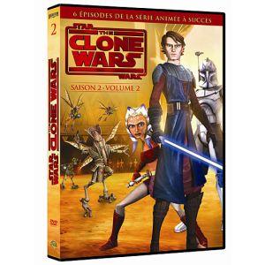 Star Wars : The Clone Wars - Saison 2, Volume 2