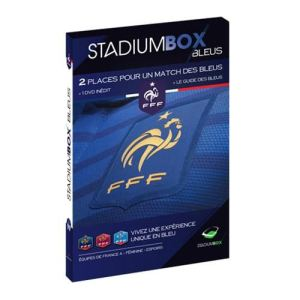 StadiumBox Bleus l'équipe de France de Football