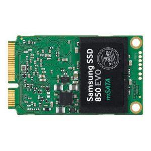 Samsung MZ-M5E1T0BW - Disque SSD interne 850 EVO 1 To mSATA III