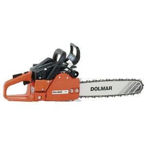 Dolmar 115S45 - Tronçonneuse thermique 2 temps 52 cm3