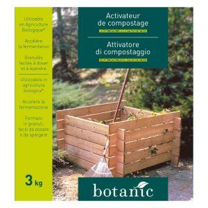 Botanic Activateur de compost 3 kg (183943)