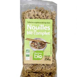 Racines Bio Nouilles de blé complet bio