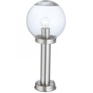 Globo Luminaire extérieur LED 7 watts lampadaire acier inoxydable jardin éclairage terrasse balcon Bowl II