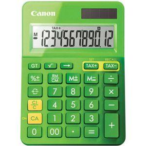 Image de Canon LS-123K - Calculatrice de bureau 12 chiffres solaire