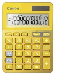 Canon LS-123K - Calculatrice de bureau 12 chiffres solaire