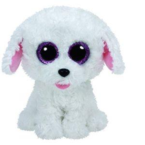 Ty Beanie Boo's : Chien Pippie 15 cm