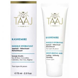 Taaj Paris Kashemire masque hydratant