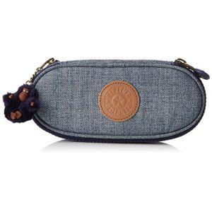 Kipling Duobox Trousses, 20 cm, 1 liters, Bleu (Craft Navy C)