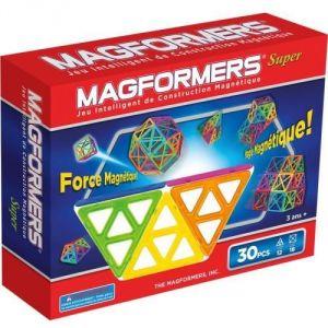 Magformers 63078 - Super Magformers 30 pièces