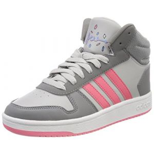 Adidas Chaussures enfant Chaussure fille Hoops Mid 2.0
