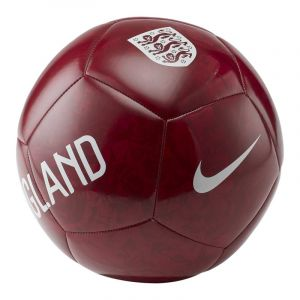 Nike Ballon de football England Pitch - Rouge - Taille 4 - Unisex