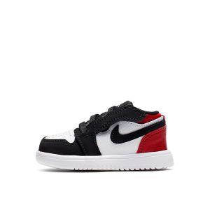 Nike Chaussure Jordan 1 Low Alt pour Bébé - Blanc - Taille 19.5 - Unisex