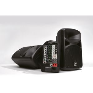 Yamaha Stagepas 400i -  Système de sonorisation portatif