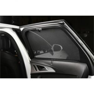 Car Shades Rideaux pare-soleil compatible avec Fiat 500L MPW (Living) 5 portes 2012-
