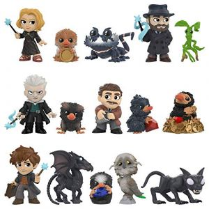 Funko Figurine Harry Potter Les Animaux Fantastiques 2 Mystery Minis - 1 boîte au Hasard / One Random Box - 0889698327817