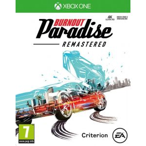 Burnout Paradise Remastered sur XBOX One