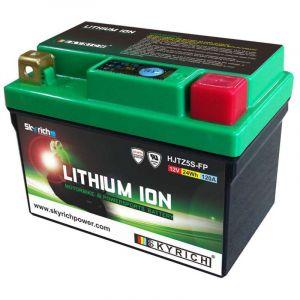 Skyrich Batterie Lithium 12V HJTX5L-FP-S (YTZ5S/YTX4L-BS/YTX5L-BS) - 410gr