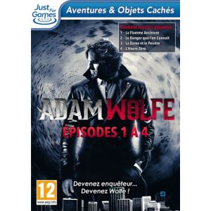 Adam Wolfe : Episodes 1 à 4 [PC]